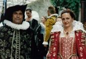 Abiti Donna Olimpia e Principe