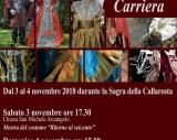 Il Pallio in mostra - Sagra della Callarosta 3-4 novembre 2018